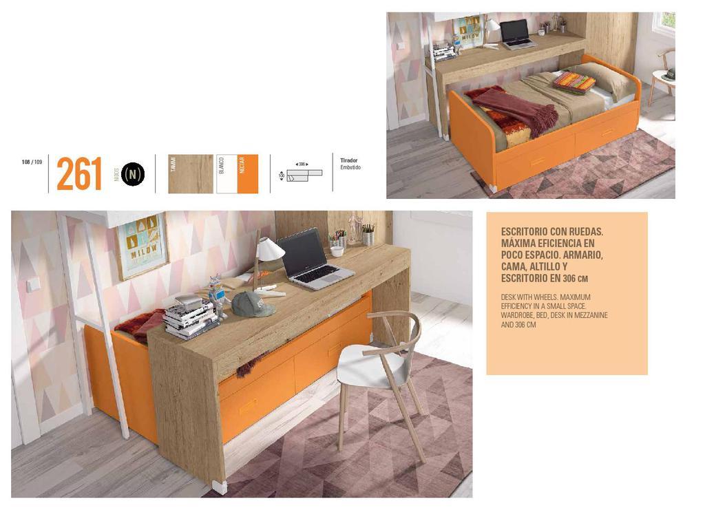 DISTRIBOR ANDEVALO SL: Dormitorios